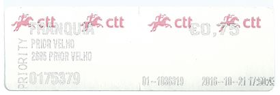 Portugal stamp type PO-B label G.jpg