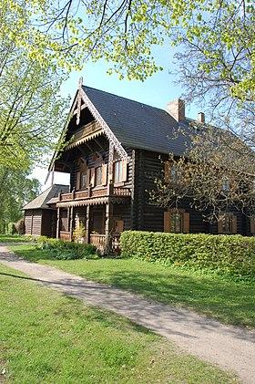 Maison Russe Dans La Colonie Alexandrowka, Potsdam