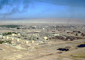 Power plant in Bayji, Iraq.jpg