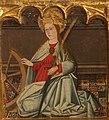 Prédelle Maitre de Xativa Catherine 1490.jpg