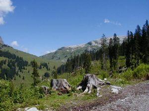Pragel Pass - Pragel Pass