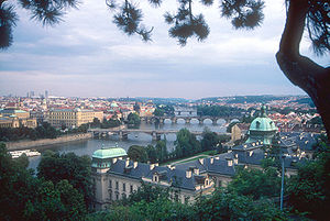 Symphony No. 6 (Dvořák) - View of Prague.