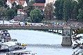Praha, Prague Pride 2018, Čechův most.jpg