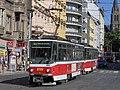 Praha, Vinohrady, Tylovo náměstí, Tatra T6A5.jpg