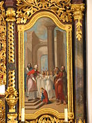 Presentation of Mary in the church
