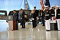President Obama and Secretary Clinton at the Transfer of Remains Ceremony to Honor Those Lost in Attacks in Libya (7986738563).jpg