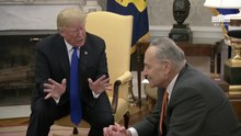 File:President Trump Meets with the Senate Minority Leader and the House Speaker-Designate.webm