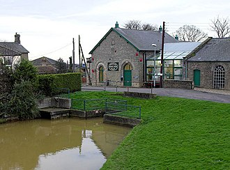 River Lark - The Drainage Engine Museum at Prickwillow