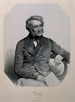 Prideaux John Selby. Lithograph by T. H. Maguire. Wellcome V0005365.jpg