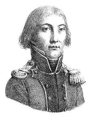 Claude Antoine, comte Prieur-Duvernois - Engraving of Claude Antoine by Emile Giroux