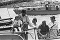 Prinses Beatrix , Prins Claus en twee kinderen op Groene Draeck bij 125 jarig be, Bestanddeelnr 928-6648.jpg