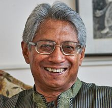 Professor Sushanta Dattagupta in 2016.jpg