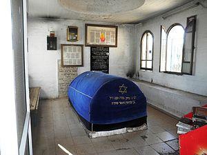 Habakkuk - Tomb of Habakkuk near Kadarim, Israel.