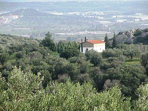 Agios Thomas, Boeotia - Prophet Helias chapel