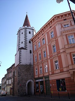 Tower of the Lower Gate