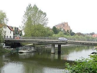 Prule Bridge - The Prule Bridge