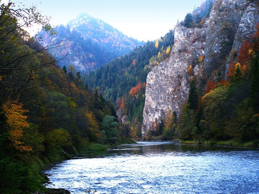Dunajec River Gorge