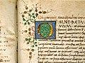 Pseudo-dionigi aeropagita, opera (traduz. latina di ambrogio traversari), firenze 1474 (pluteo 17.23) 02.jpg