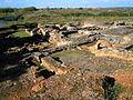 Public Baths, Ruínas romanas do Cerro da Vila, 20 October 2016.JPG