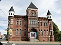 Public School 99, front face, Baltimore, Maryland.jpg