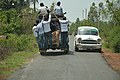 Public and Private Transportation - Sankarpur Road - East Midnapore 2015-05-02 9169.JPG