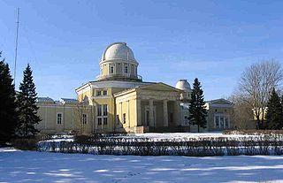 Pulkovo Observatory observatory