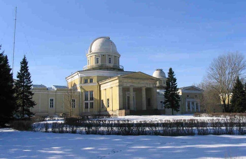 Pulkovo observatory 2004
