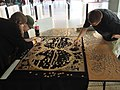 Puzzle assembly at RopeCon 2019.jpg