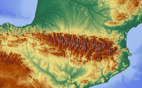 kart over pyreneene Pyreneene – Wikipedia kart over pyreneene