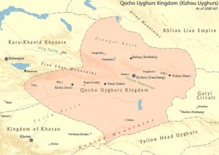 Former state in Inner Asia