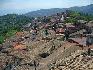 Albidona - Image: Quartiere San Salvatore