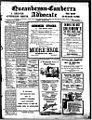 Queanbeyan-Canberra Advocate 8 january 1925.jpg