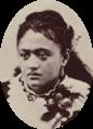Queen Teriimaevarua III, La Famille Royale de Tahiti, Te Papa Tongarewa.png