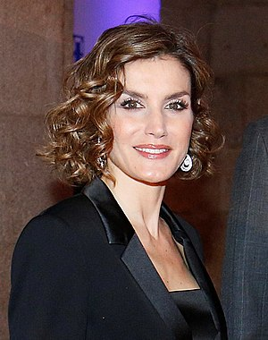 Queen Letizia of Spain - Queen Letizia in 2015