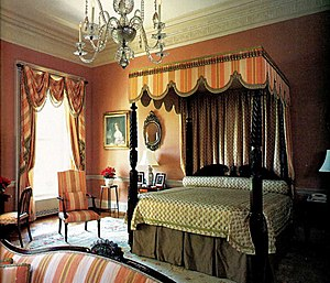 Queens' Bedroom - The Queens' Bedroom in 2000