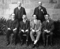 Queensland State Archives 2135 Portrait of Fruit Committee at the Interstate Conference of Ministers of Agriculture Brisbane 1926.png