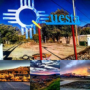 Questa, New Mexico - Questa, NM and scenic views