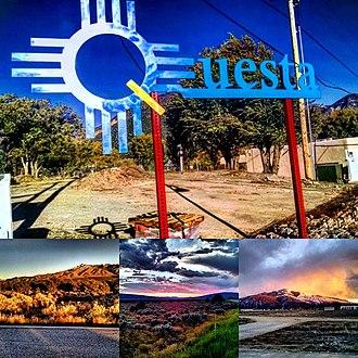 Questa, New Mexico - Questa, NM and scenic views