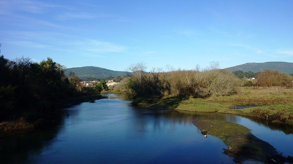 Río Tamuxe, o Rosal