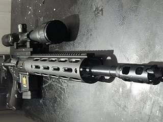 AR-15 style rifle - Wikiwand