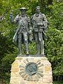 RLS 'Kidnapped' statue.JPG