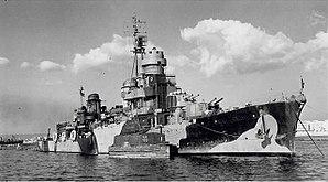 Capitani Romani-class cruiser - Image: RM Scipione Africano