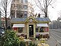 RM 518474 Nieuwezijds Voorburgwal - Politieposthuisje (foto 1).jpg