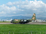 ROCAF C-130H 1316 Taxiing at Songshan Air Force Base 20150908e.jpg