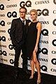 Rachael Taylor & Josh Lawson GQ 2011 (1).jpg