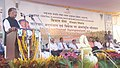 Radha Mohan Singh addressing at the inauguration of the 'Kisan Mela' on the occasion of completion of centenary year of IRAR- Central Plantation Crops Research Institute (CPCRI), at Kasargod, Kerala.jpg