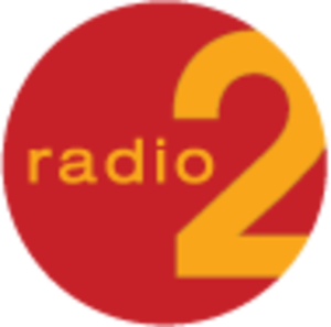 Radio 2 (Belgium) - Image: Radio 2 logo