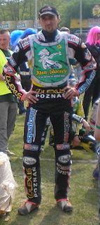 Rafał Dobrucki Polish speedway rider