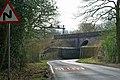 Railway Bridge on Borde Hill Lane - geograph.org.uk - 1757597.jpg