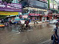 Rainy day at Dhaka 2014 .jpg